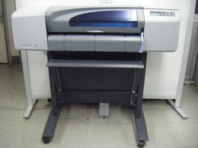Plotter HP Designjet 500 (24 in)